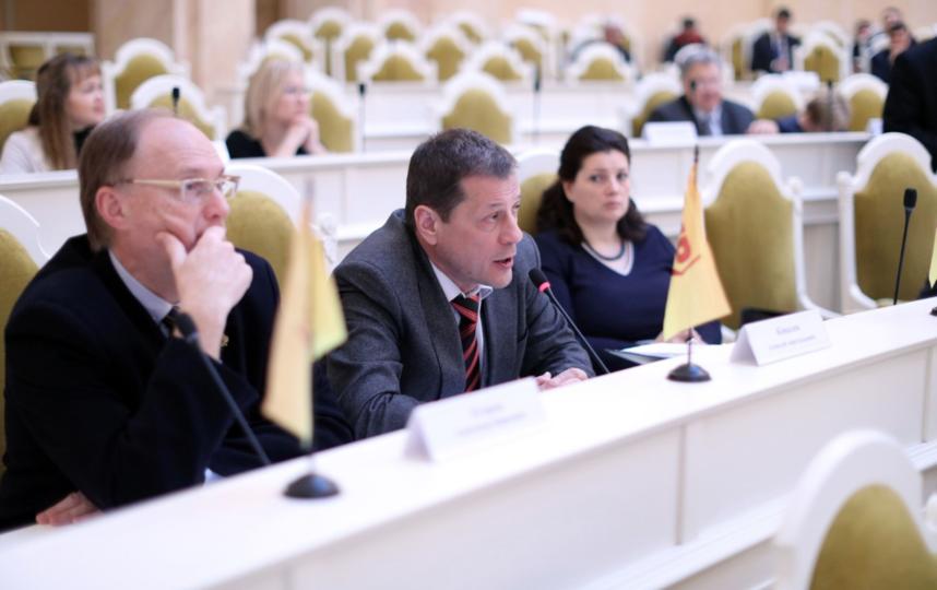 ЗСПетербурга отказалось поддержать законодательный проект  ороспуске региональных парламентов
