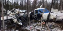Эксперт объяснил, из-за чего мог рухнуть самолёт в Хабаровском крае