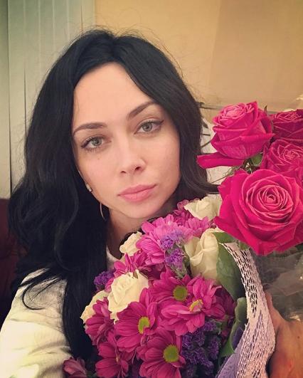 Настасья Самбурская. Фото www.instagram.com/samburskaya