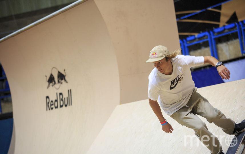 Скейтер  Максим Круглов, многократный чемпион России по скейтбордингу. Фото предоставлено Федерацией скейтбординга