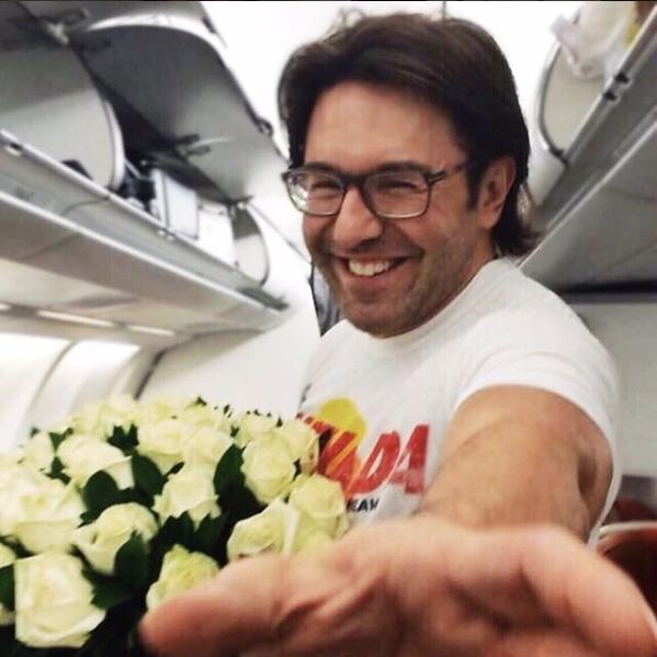 Скриншот instagram.com/malakhov007/?hl=ru.