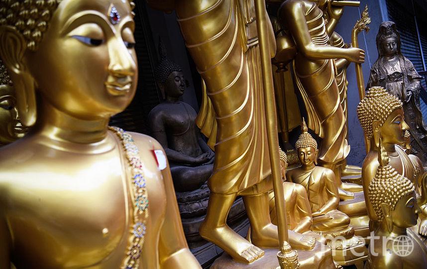 Статуя Будды. Фото Getty
