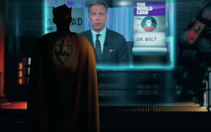 Кадр из видеоролика. Фото Jimmy Kimmel Live, Скриншот Youtube