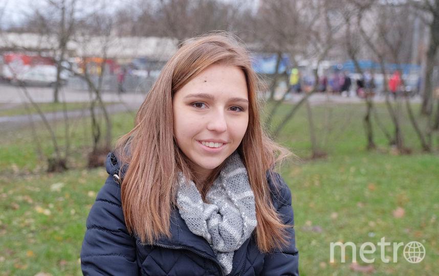 """Молодежь не против памятника. Фото Алены Бобрович, """"Metro"""""""