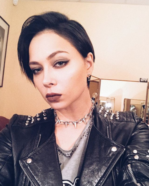 Настасья Самбурская. Фото Скриншот из Instagram @samburskaya