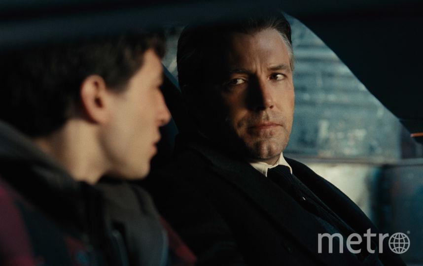 "Кадр из фильма ""Лига справедливости"". Фото Warner Bros. Caro Premier"