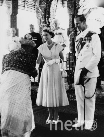 Принц Филипп и королева Елизавета II в молодости. Фото Getty