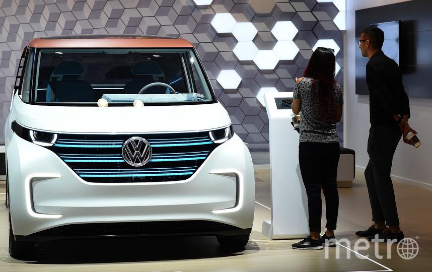 BUDD-e Concept car. Фото Getty