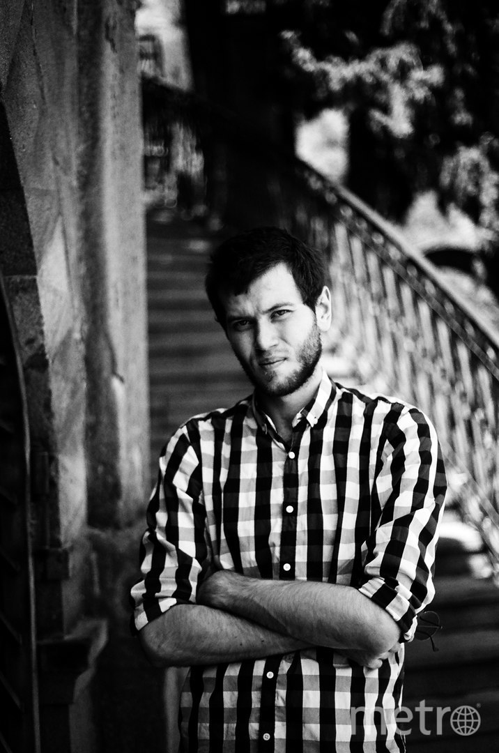 Петербургский поэт и экскурсовод Антон Володин. Фото предоставлено организаторами