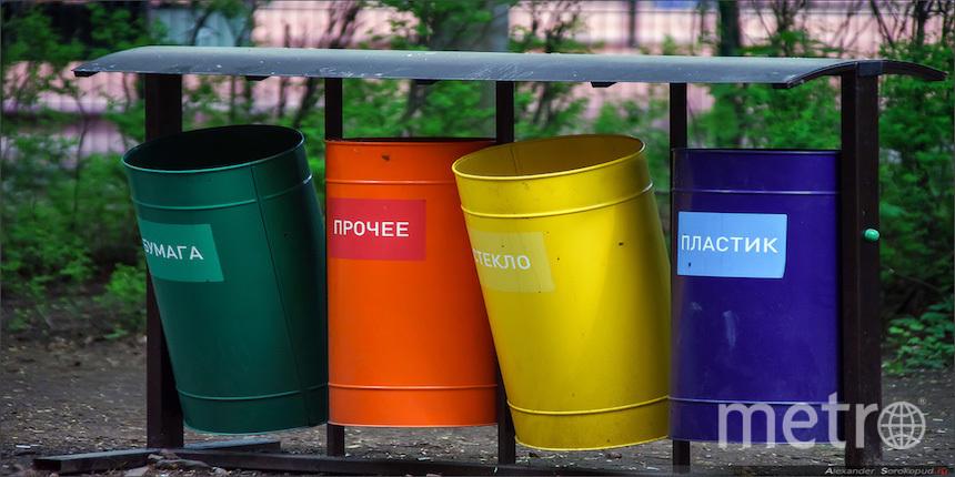 Мир отмечает День вторичной переработки.