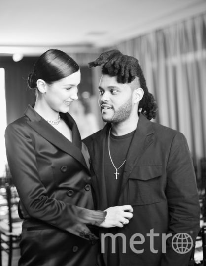 The Weeknd и Белла Хадид. Фото Getty