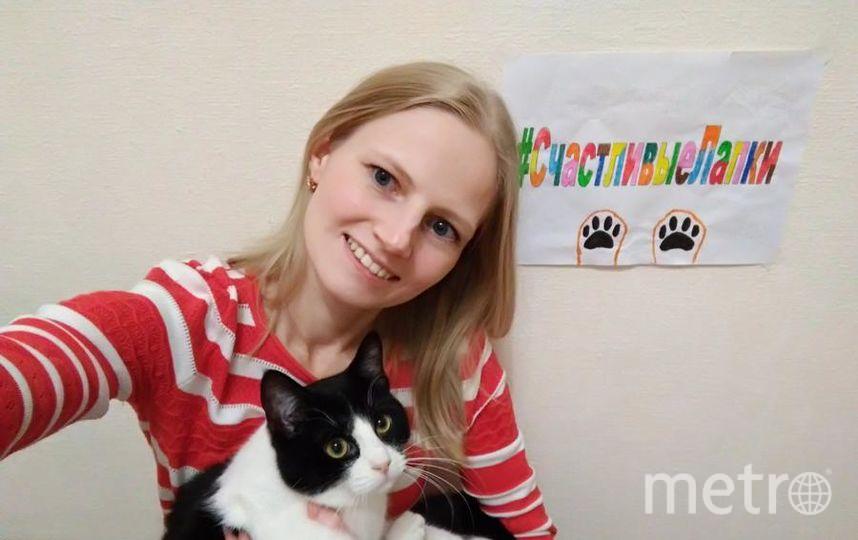 Баранова Ирина, кличка котика: Василий.
