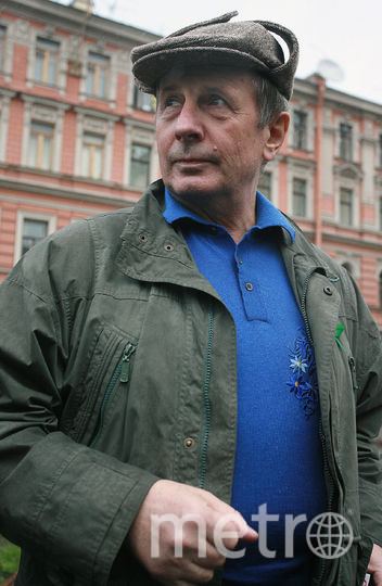 Михаил Веллер. Фото Интерпресс