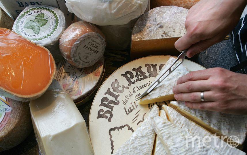 Французский сыр. Фото Getty