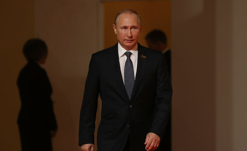 Владимир Путин проведет важную встречу в Петербурге. Фото Getty
