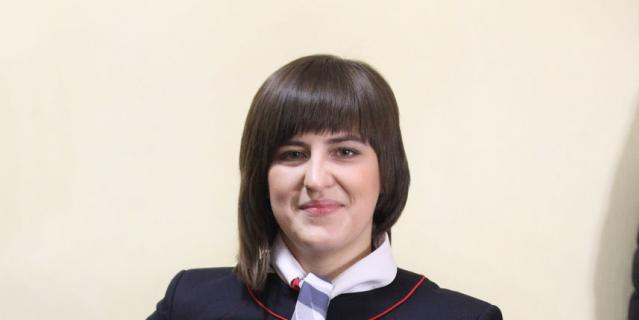 Вера Скворцова.
