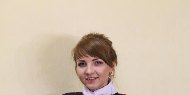 Виктория Питкевич.