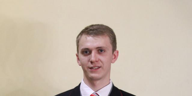 Сергей Ларионов.