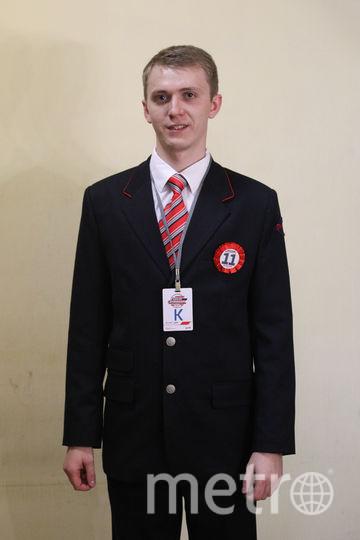 Сергей Ларионов. Фото Василий Кузьмичёнок