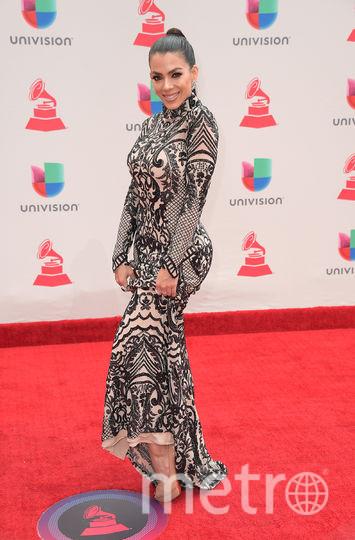 Latin Grammy Awards-2017. Данела Урби. Фото Getty