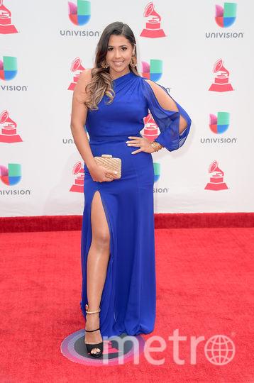 Latin Grammy Awards-2017. Фото Getty