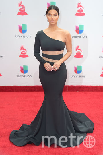 Latin Grammy Awards-2017. Розалин Санчес. Фото Getty