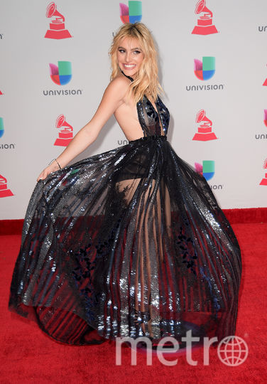 Latin Grammy Awards-2017. Леле Понс. Фото Getty