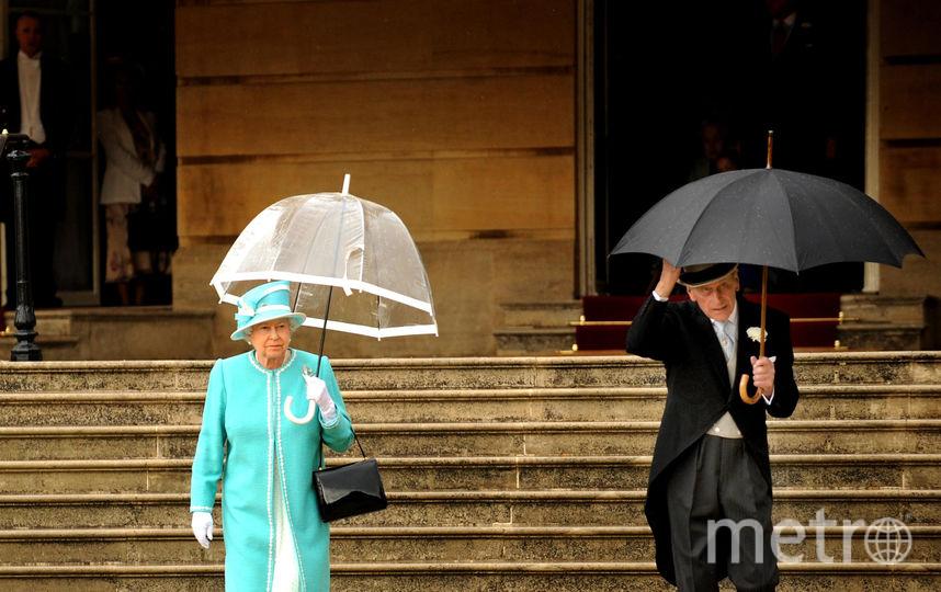 Королева Елизаветв II и ее муж принц Филипп. Фото Getty
