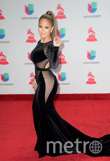 Latin Grammy Awards-2017. Фото Getty