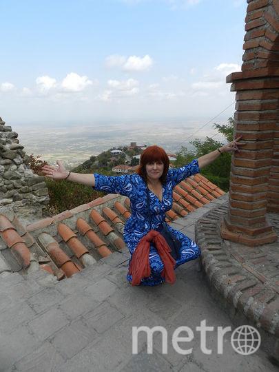Елена Качаровская, читательница Metro. Фото Елена Качаровская