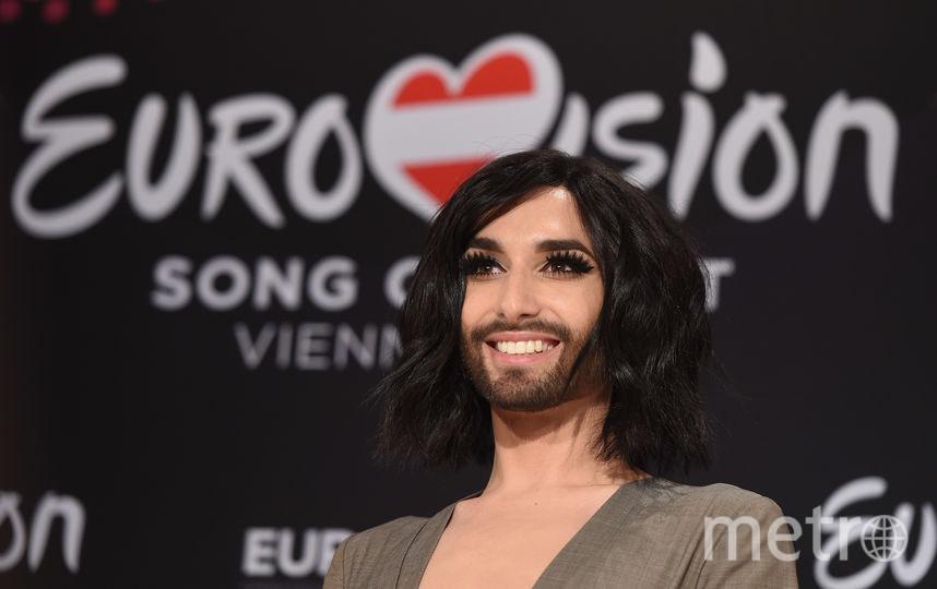 "На ""Евровидении"". Фото Getty"