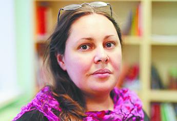 Елена Альшанская, член ОП. Фото предоставила Елена Альшанская