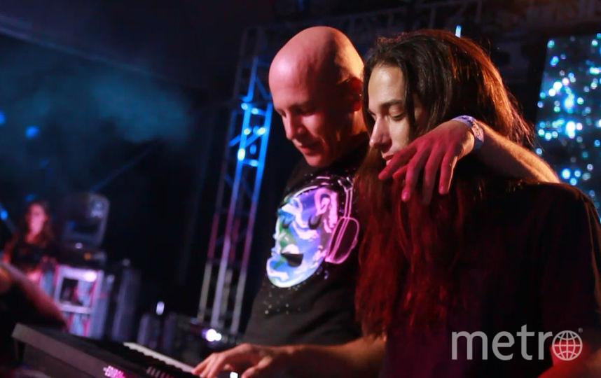 Амит Дувдевани (слева) и Эрез Айзен (справа), Infected Mushroom. Фото Концертное агентство No Media Music, Предоставлено организаторами