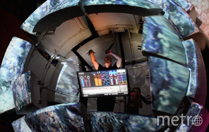 Концерт группы Infected Mushroom. Фото Getty