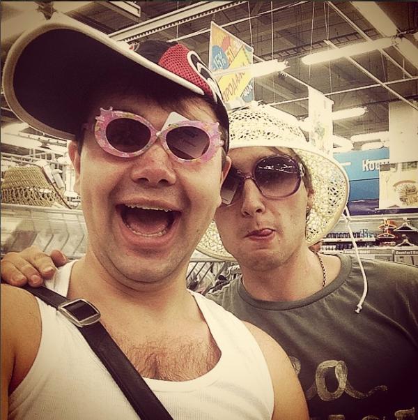 Скриншот instagram.com/kazakovfly/.