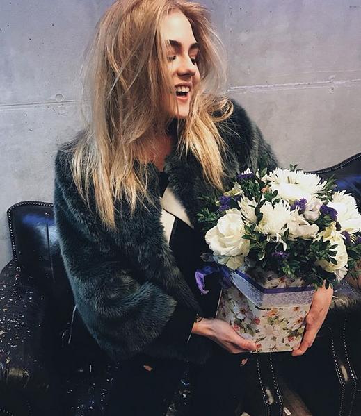 Новая солистка SEREBRO Татьяна Моргунова. Фото Скриншот Instagram: tat_serebroofficial