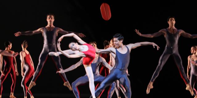 Национальный балет Нидерландов.
