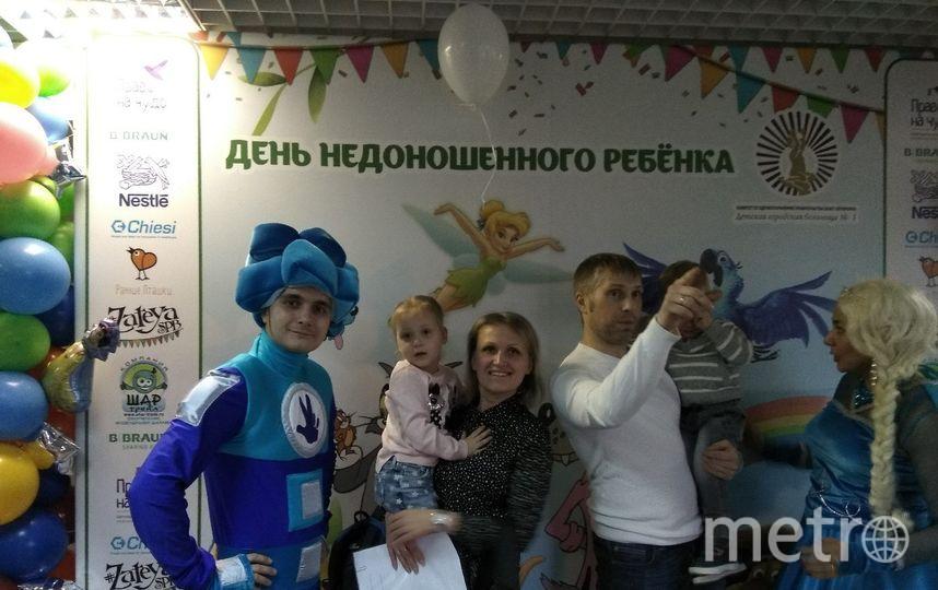 """День недоношенного ребенка отметили в Петербурге. Фото Ольга Рябинина, """"Metro"""""""