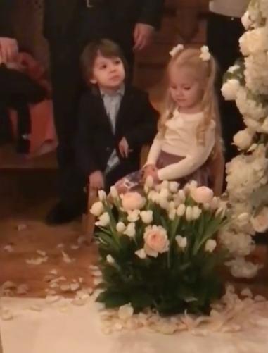 Дети Пугачёвой и Галкина – Гарри и Елизавета. Фото www.instagram.com/maxgalkinru