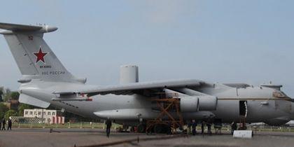 Российский самолёт А-100 совершил первый полёт