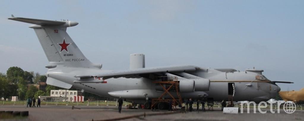 Самолёт А-100. Фото http://www.vega.su/