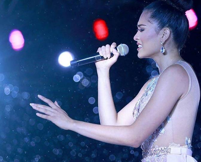 "Участница конкурса ""Мисс мира - 2017"", Мексика."