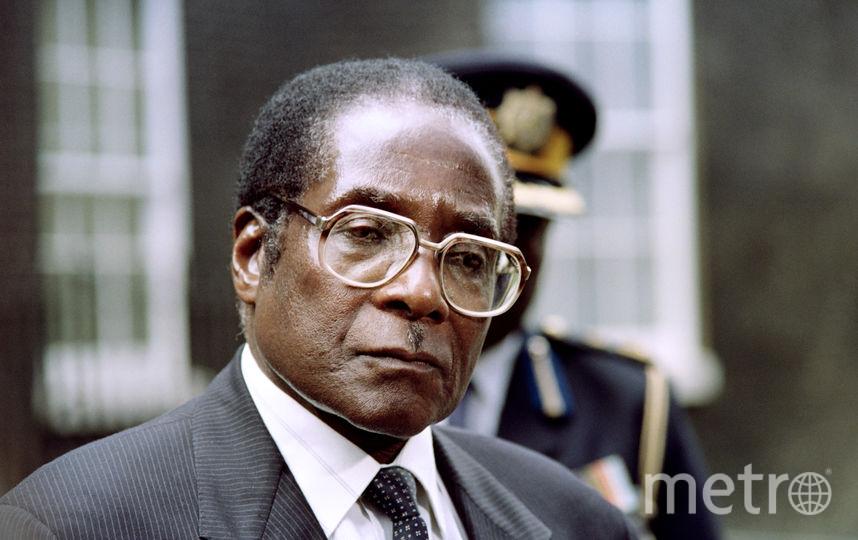 Роберт Мугабе. Фото AFP