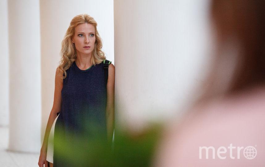 "Анна Слю. Фото Предоставлено пресс-службой канала ""Dомашний""."