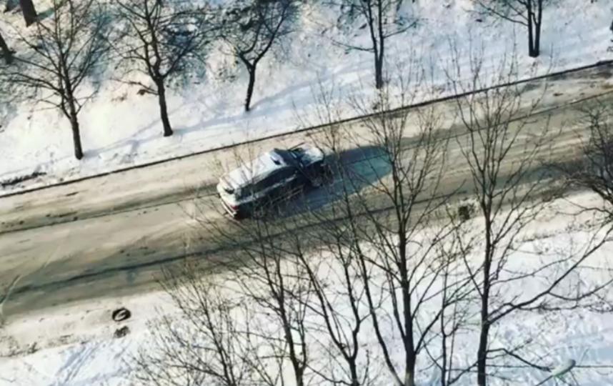 В Петербурге обещают гололед и мокрый снег. Фото Скриншот //www.instagram.com/innastar5/