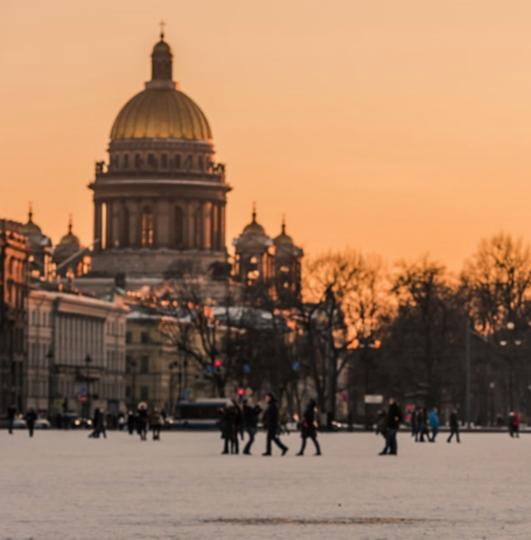 В Петербурге обещают гололед и мокрый снег. Фото Getty