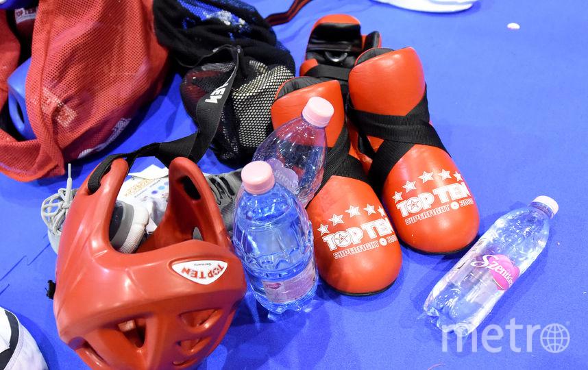 Спортивный инвентарь для бокса. Фото Getty