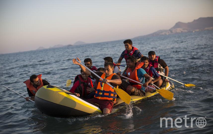 Эмигранты. Фото Getty