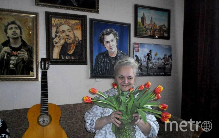 Мама Михаила Горшенёва Татьяна Ивановна. Фото Тамары Сорокиной, группа «горшанутые» «вконтакте».