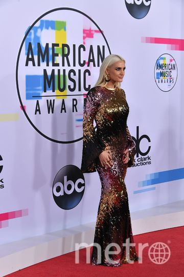 American Music Awards. Эшли Симпсон. Фото Getty
